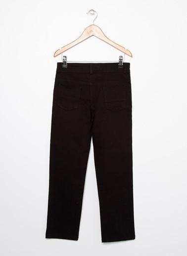 Limon Company Limon Düz Siyah Kız Çocuk Pantolon Siyah